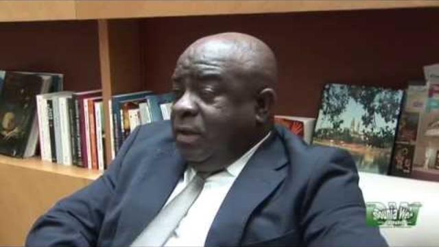 Douniaweb - Vidéo Mouigni Baraka - Gouverneur de la Grande Comores